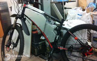 E-Motion BH Neo Jumper - modyfikacja oraz powiększenia zbiornika na baterie do roweru elektrycznego